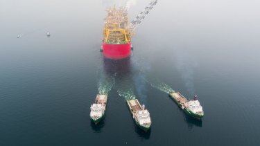 Shell's massive Prelude floating LNG ship may be the first and last of its kind as more gas processing returns to shore.