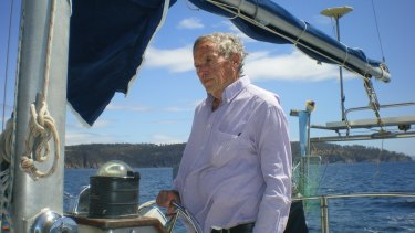 Bob Chappell disappeared from the yacht.