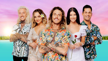 Fan favourites return to TV screens in Bachelor in Paradise.