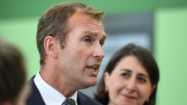 NSW Planning Minister Rob Stokes has rejected claims of mining lobby influence.