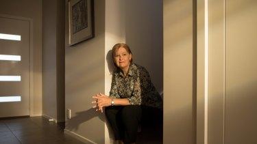 Zee Meyer struggled with administrative hurdles when her husband Warren went missing.