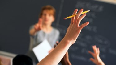 The average ATAR for high-school graduates who want to be teachers rose to 76.2.