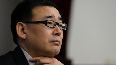 Australian writer Yang Hengjun.