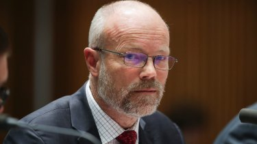 Alastair MacGibbon, Deputy Secretary National Cyber Security Adviser.