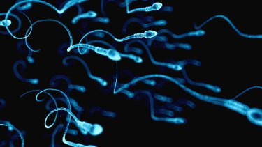 Sperm donation was shrouded in secrecy from the beginning.