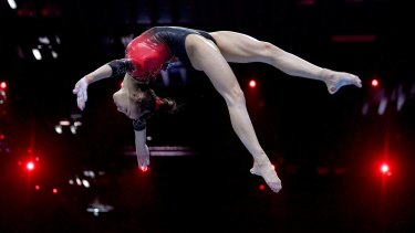 Gymnasts have often spoken out about feeling unsupported.