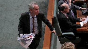 Labor MP Andrew Giles.