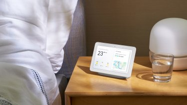 The Google Home Hub is a great alarm clock replacement.