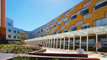 Sunshine Hospital.