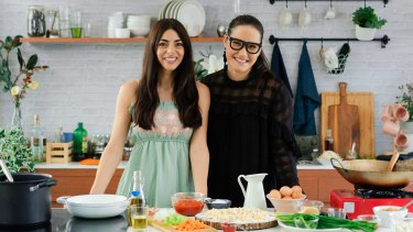 Silvia Colloca and Marion Grasby team up for Wok X Pot on SBS.