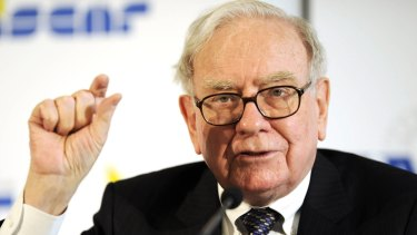Warren Buffett signed onto the statement opposing voting law changes in a personal capacity.