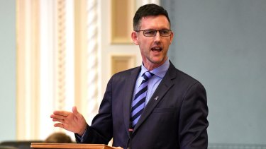 Transport Minister Mark Bailey said there were 81 train drivers currently in training.