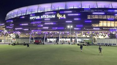 A bidding war looms for WA to get the grand final at Optus Stadium should the MCG be ruled out.