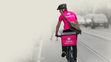 Foodora riders are owed $5.5 million according to the company's administrators.