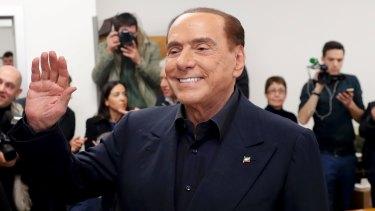 Italy: land of Silvio Berlusconi.