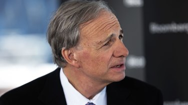 "The US dollar could ""easily"" weaken by as much as 30 percent, says hedge fund boss Ray Dalio."