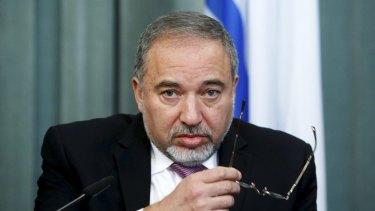 Kingmaker: Avigdor Lieberman.