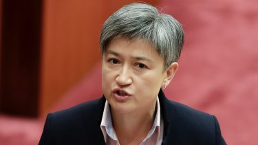 Labor's Penny Wong said the ALP could not wait for the government.