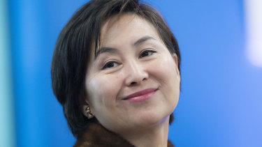 Pansy Ho is a step closer to taking charge of the casino empire.