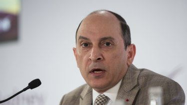 Qatar Airways CEO Akbar Al Baker has threatened to quit Oneworld before.