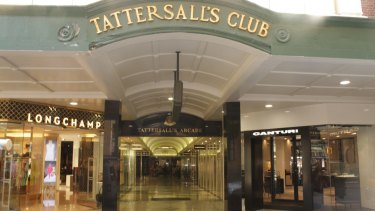 The Tattersall's Club will hold a postal ballot to determine whether women should be members.
