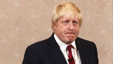 Boris Johnson opposed Theresa May's Brexit plan before he supported it.