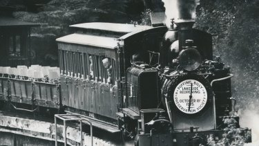Puffing Billy, 1975