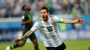 The Socceroos were set to play Lionel Messi at the 2020 Copa America.