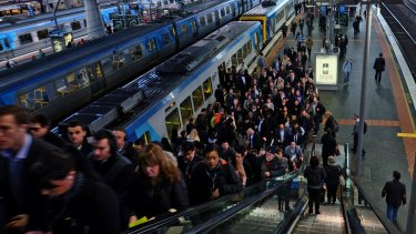 Melbourne's rail network is hardly world-leading but travellers at least have fair odds of getting home on a hot day.