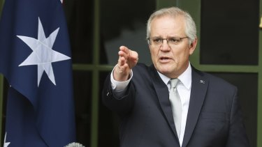 Prime Minister Scott Morrison said the country would move on to the second phase of the recovery from COVID-19 allowing for fewer lockdowns or restrictions once 70 per cent of the eligible adult population had been fully vaccinated.