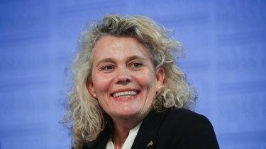 National Farmers Federation president Fiona Simson.