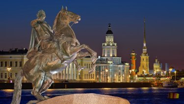 Will the plan unveiled in St Petersburg take Russia back to a planned, Soviet-era style economy?