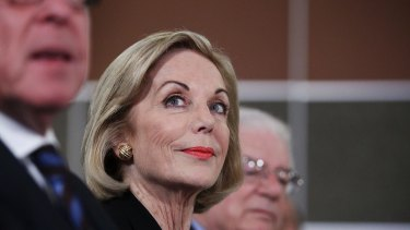 Media icon Ita Buttrose is firming as the new ABC chair.