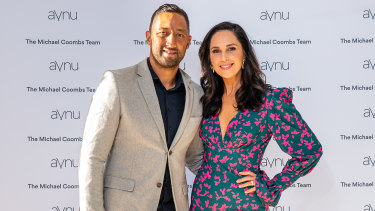 Benji Marshall has begrudgingly thanked wife Zoe for making him call Wayne Bennett.