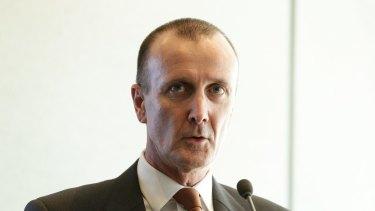 Prime chief executive Ian Audsley.