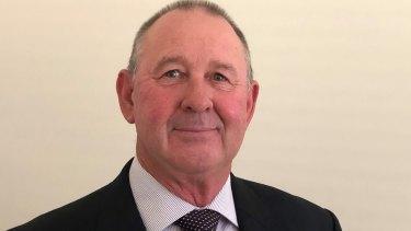 Keith Perrett, the chairman of valuer LandMark White.