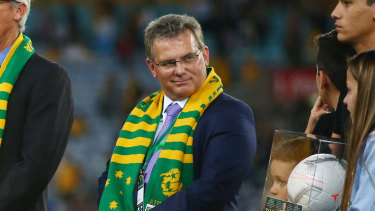FFA chairman Chris Nikou believes Ange Postecoglou is blazing a trail for Australian coaches overseas.