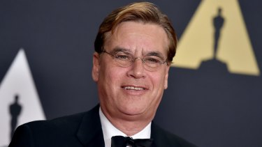 """Only Helen Mirren and Meryl Streep can """"play with the boys"""": Aaron Sorkin."""