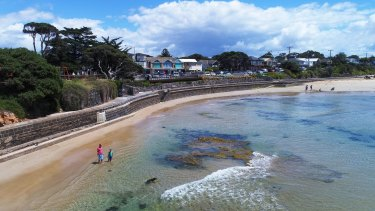 Point Lonsdale today.