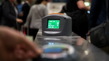 The state loses revenue from customers disposing of Opal cards with negative balances.