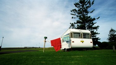 Australia's travelling retirees - or grey nomads - are being scammed.