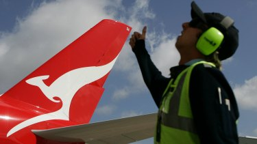 Qantas, among our top 10 most trusted brands.