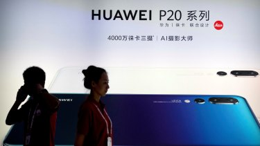 Huawei is investing massive resources in next-generation technology, seeking to replicate the success it has had in other areas.