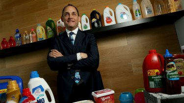 Pact Group executive chairman Raphael Geminder has found a new CEO for the business.