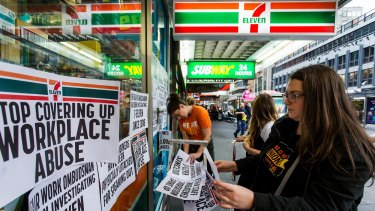 Explosive claims will be made against 7-Eleven at the hearing.