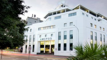 The WOTSO co-working hub at Pyrmont in Sydney.