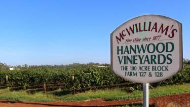 McWilliam's Wines Group would continue its long history under a proposed $50 million deal to guarantee its survival.