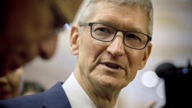 Tim Cook's 2012 pledge to start making  products in the US ran into trouble.