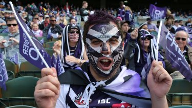 If only... Tony Buti submits the team he wishes took on the Hawks at the 2013 Grand Final.
