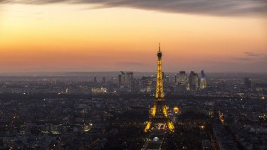 Paris has joined Singapore and Hong Kong on the top of the rankings.
